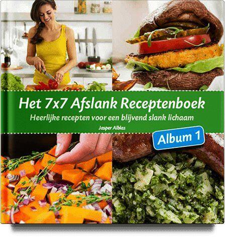 7 keer 7 receptenboek
