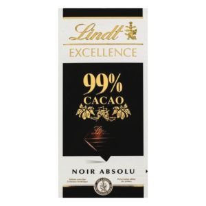 99 procent cacao
