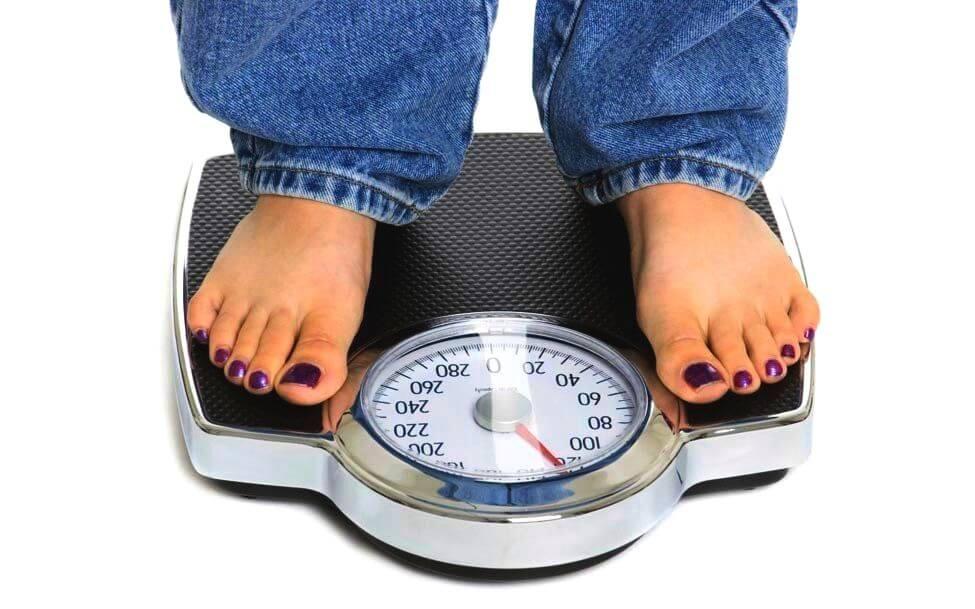 ernstig overgewicht en afvallen