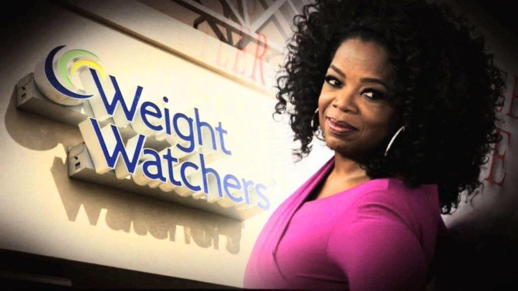 Weight Watchers - Oprah Winfrey