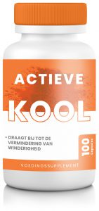 actieve kool supplement