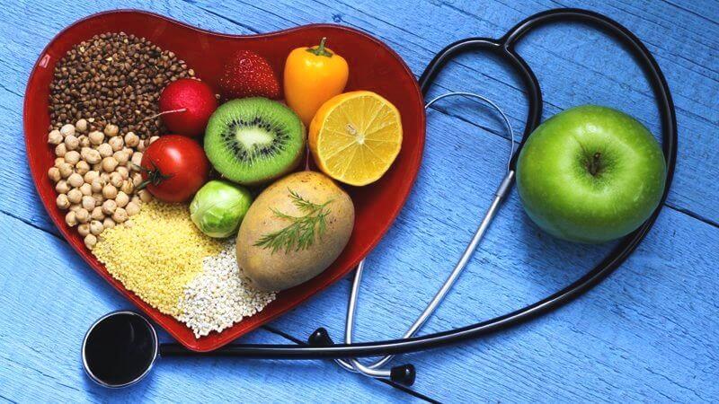 hoge cholesterol dieet